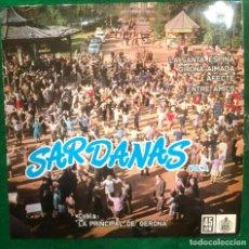 Discos de vinilo: COBLA LA PRINCIPAL DE GERONA - SARDANAS VOL. 2 - EP DE 1959 RF-4545 , PERFECTO ESTADO. Lote 218367217