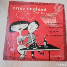 Discos de vinilo: ERNIE ENGLUND AND HIS ENSEMBLE, EP, POLVO DE ESTRELLAS (STAR DUST) + 3, AÑO 1959. Lote 218376236