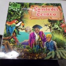 Discos de vinilo: LA ISLA DEL TESORO - REGAL. Lote 218381426