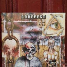 Discos de vinilo: GOREFEST–LA MUERTE . LP VINILO PRECINTADO. DEATH METAL. Lote 218381948