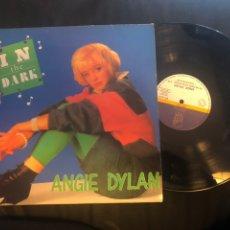 Discos de vinilo: ANGIE DYLAN ?– IN THE DARK. Lote 218386400