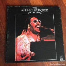 Discos de vinilo: STEVIE WONDER: THE STEVIE WONDER COLLECTION (ESTUCHE CON 4 LP´S). Lote 218396522