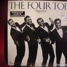 Discos de vinilo: THE FOUR TOPS- SUPERSTAR SERIES. LP.. Lote 218397943