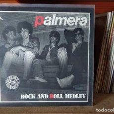 Discos de vinil: PALMERA // ROCK AND ROLL MEDLEY // 1984. Lote 218400822