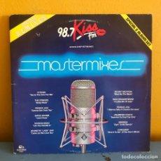 Discos de vinilo: 98.7 KISS FM PRESENTS SHEP PETTIBONE'S MASTERMIXES (SPECIAL R.E.M.I.X.E.S.). Lote 218403705