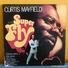 Discos de vinilo: CURTIS MAYFIELD SUPER FLY. Lote 218404480