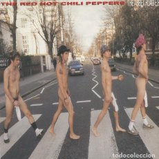 Discos de vinilo: RED HOT CHILI PEPPERS ABBEY ROAD EP. Lote 218412782