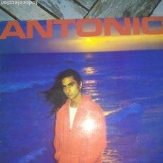 Discos de vinilo: VINILO LP ANTONIO FLORES, AL CAER EL SOL. Lote 218424501