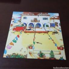 Discos de vinilo: ORQUESTA PLATERIA. Lote 218427100