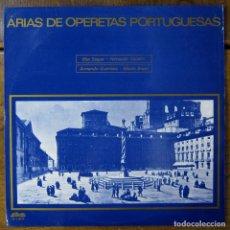 Discos de vinilo: ARIAS DE OPERETAS PORTUGUESAS - ELSA SAQUE, FERNANDO SERAFÍM, GUERREIRO, ELISETE BAIAN - ÓPERA. Lote 218427338