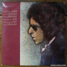 Discos de vinilo: BOB DYLAN - BLOOD ON THE TRACKS - 1975 - CON EXTRAS. Lote 218427937