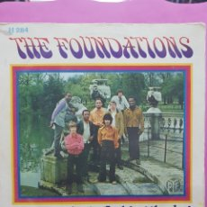 Discos de vinilo: THE FOUNDATIONS ,HISPAVOX ,AÑO 1968. Lote 218429110