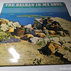 Dischi in vinile: LP - BENNY BAILEY AND HIS ORCHESTRA – THE BALKAN IN MY SOUL - SB 15 176 ST ( VG / VG+) GER 1969 **. Lote 218437270