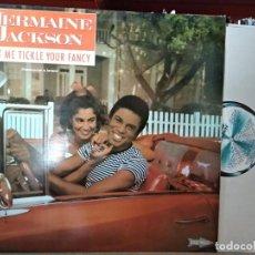 Discos de vinilo: JERMAINE JACKSON.- LET ME TICKLE YOUR FANCY.(MOTOWN 1982). Lote 218440226