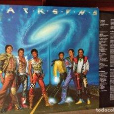 Discos de vinilo: JACKSONS. (MICHAEL JACKSON). VICTORY LP ESPAÑA,1984. Lote 218441221