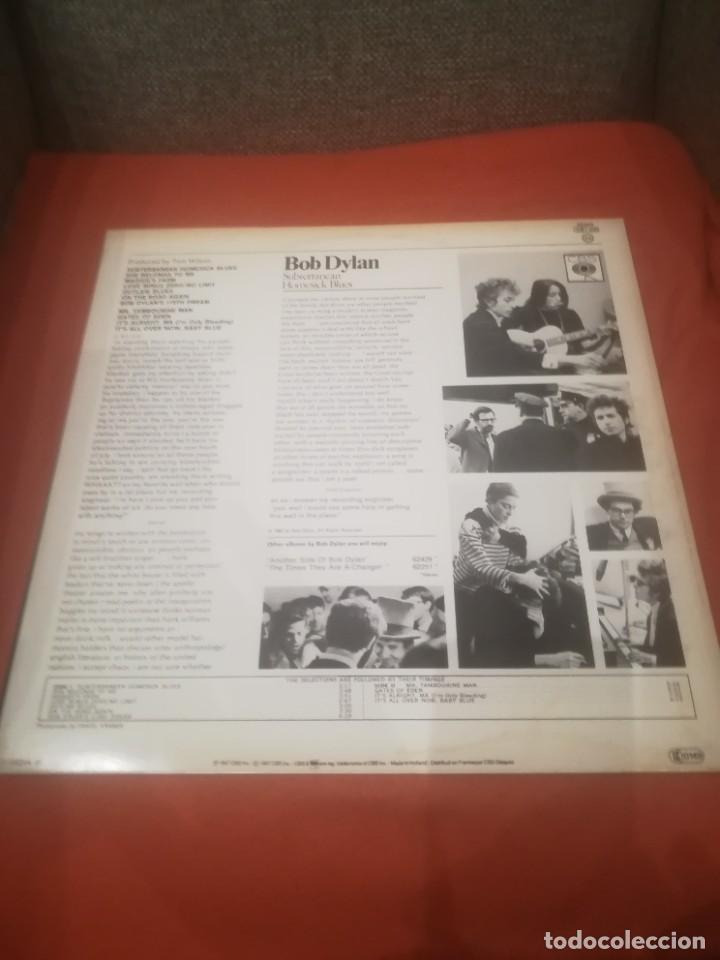 Discos de vinilo: Bob Dylan.Subterranean Homesick Blues.Bringin it all back home.Vinilo edición francesa años 80.CBS. - Foto 2 - 218441765
