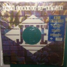 Discos de vinilo: A TRIBE CALLED QUEST - CHECK THE RHIME - AWARD TOUR - MAXI SOLO PORTADA. Lote 218444772