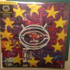Discos de vinilo: U2 – ZOOROPA - ISLAND RECORDS – , 2×VINYL, LP, ALBUM + 2 REMIXES NUEVO . SIN ABRIR. SEALED. Lote 218444902