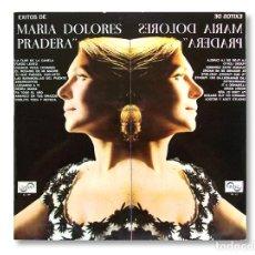 Discos de vinilo: ÉXITOS DE MARIA DOLORES PRADERA - DISCOS ZAFIRO - 1967. Lote 218452852