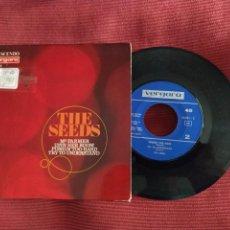 Discos de vinilo: THE SEEDS - MR. FARMER + 3 / VERGARA - AÑO 1967 SPA VER FOTO. Lote 218455335