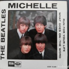 Discos de vinilo: EP-THE BEATLES-MICHELLE-1966-SPAIN-DSOE 16.688-. Lote 218470493