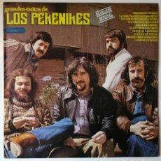 Discos de vinilo: LP ALBUM , LOS PEKENIKES , GRANDES EXITOS. Lote 218478175