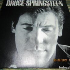 Discos de vinilo: BRUCE SPRINGSTEEN - BRILLANT DISGUISE SINGLE - ORIGINAL ESPAÑOL - CBS RECORDS 1987 - MUY NUEVO (5). Lote 218482132