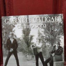 Discos de vinilo: GABINETE CALIGARI. CAMINO SORIA. SINGLE VINILO. PERFECTO ESTADO.. Lote 218482380