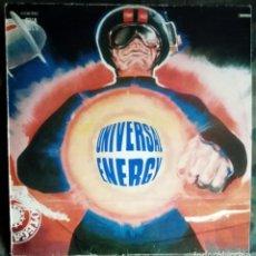 Discos de vinilo: UNIVERSAL ENERGY – UNIVERSAL ENERGY LP, SPAIN 1977 DISCO SPACE. Lote 218489692