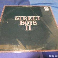 Discos de vinilo: EXPRO LP AÑOS 80 STREET BOYS EDIGSA EDICION ESPAÑOLA VINILO BUEN ESTADO PORTADA GASTADILLA. Lote 218490265