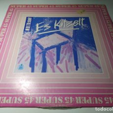 Discos de vinilo: MAXI - MOLTO STUHL ?– ES KITZELT - 549 056 ( VG+ / VG+) SPAIN 1982. Lote 218492085