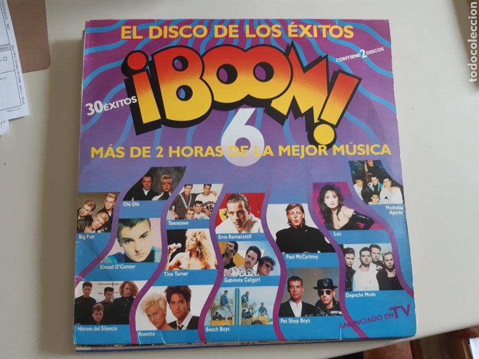 LOTE DE 5 VINILO LP EXITOS BOOM QUE LOCURA DECADA PRODIGIOSA LAMBADA (Música - Discos - LP Vinilo - Pop - Rock - New Wave Extranjero de los 80)