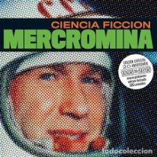 Discos de vinilo: MERCROMINA – CIENCIA FICCIÓN (EDICIÓN ESPECIAL 20 ANIVERSARIO) ROCK, POP SINGLE. Lote 218495206