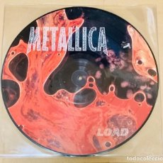 Discos de vinilo: VINILO METALLICA – LOAD. PICTURE 1997. EDICIÓN LIMITADA!. Lote 218498055