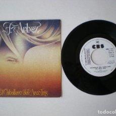 Discos de vinilo: FERNANDO ARBEX - EL CABALLERO ARCO IRIS +1 - CBS A-1372 ESPAÑA 1981 PROMOCIONAL. Lote 218501773