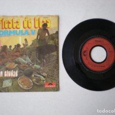 Discos de vinilo: FORMULA V - LA GRAN CIUDAD + 1 - POLYDOR 2040122 AÑO 1974 EDICION ALEMANA. Lote 218503192