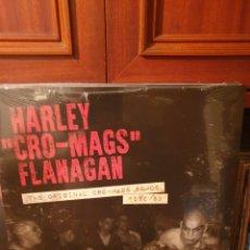 Discos de vinilo: CRO-MAGS / THE ORIGINAL CRO-MAGS DEMOS 1982/83 / HARDECORE RECORDS 2018. Lote 218504650