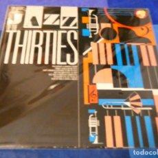 Discos de vinilo: LOJZ78 LP JAZZ UK MUY BUEN ESTDO THE GOLDEN AGE OF JAZZ OF THE THIRTIES. Lote 218512471