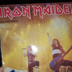 Discos de vinilo: IRON MAIDEN VINILO MAXI SINGLE. Lote 218513825