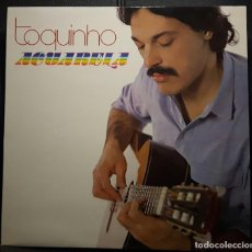 Discos de vinilo: TOQUINHO - ACUARELA - LP - ESPAÑA - 1983 - EXCELENTE - NO USO CORREOS. Lote 218515311