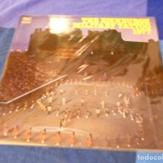 Discos de vinilo: LOJZ78 LP MARCHAS MIIARES- ORQUESTA EDIMBURGH MILITARY TATTOO 1977 BUEN ESTADO. Lote 218515818