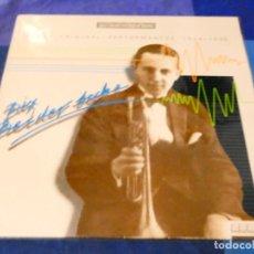 Discos de vinilo: LOJZ78 LP JAZZ UK AÑOS 80 MUY BUEN ESTADO LEON BIX BEIDERBECKE GREATEST PERFORMANCES MUY BUEN ESTADO. Lote 218516108
