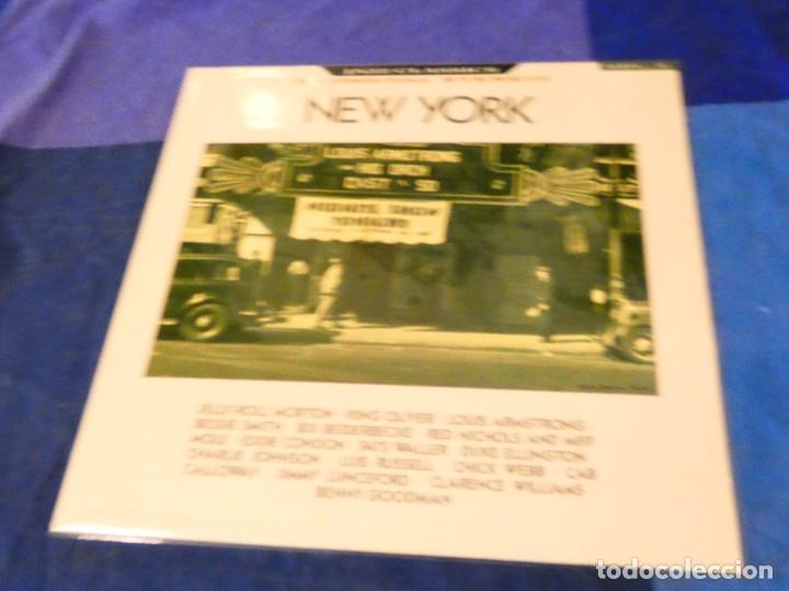 LOJZ78 LP JAZZ UK AÑOS 80 MUY BUEN ESTADO NEW YORK VER ARTISTAS EN TAPA (Música - Discos - LP Vinilo - Rock & Roll)
