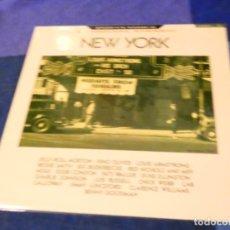 Discos de vinilo: LOJZ78 LP JAZZ UK AÑOS 80 MUY BUEN ESTADO NEW YORK VER ARTISTAS EN TAPA. Lote 218517471