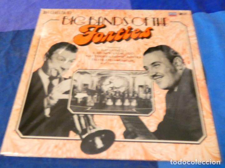 LOJZ78 LP JAZZ UK AÑOS 80 DOBLE PRECIOSO: BIG BAND OF THE FORTIES NAT GONELLA Y OTROS (Música - Discos - LP Vinilo - Rock & Roll)