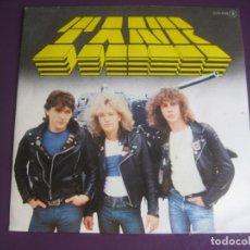 Discos de vinilo: TANK - SG ZAFIRO CHAPA 1981 - DON'T WALK AWAY + 2 - HEAVY METAL 80'S - MOTORHEAD - SIN ESTRENAR. Lote 218518851
