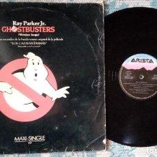 Discos de vinilo: LP RAY PARKER JR. - GHOSTBUSTERS. Lote 218519230