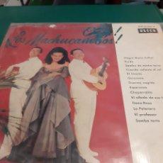 Discos de vinilo: DECCA OLE LOS MACHUCAMBOS VINILO LP. Lote 218530626