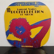 Discos de vinilo: LAURENT VOYLZY. ROCKCOLLECTION. 45 RPM. RCA.. Lote 218534537