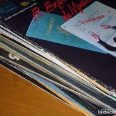 Discos de vinilo: LOTE DE 22 DISCOS LP DE BANDAS SONORAS DE PELICULAS - VER FOTOS. Lote 218536477
